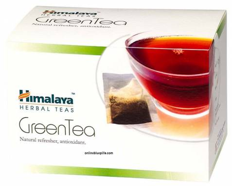 GREEN TEA 2 GM (HIMALAYA)