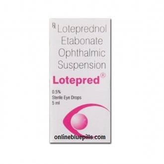 LOTEPRED EYE DROP 5 ML