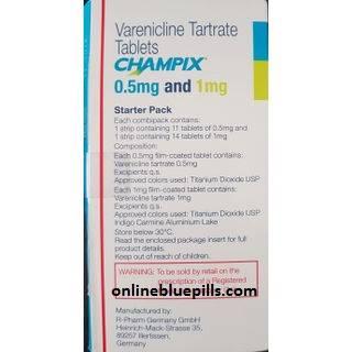 CHAMPIX STARTER PACK