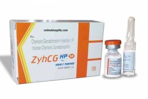 ZYHCG 5000 I.U